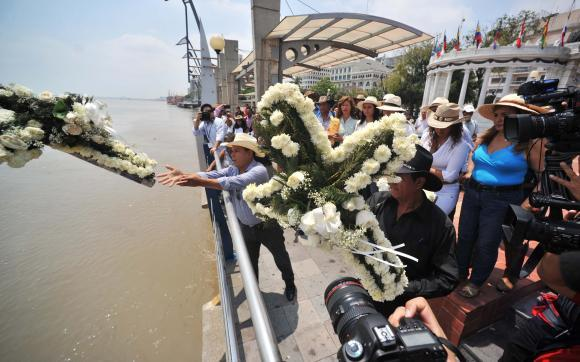 15 de Noviembre Masacre Obrera en Guayaquil