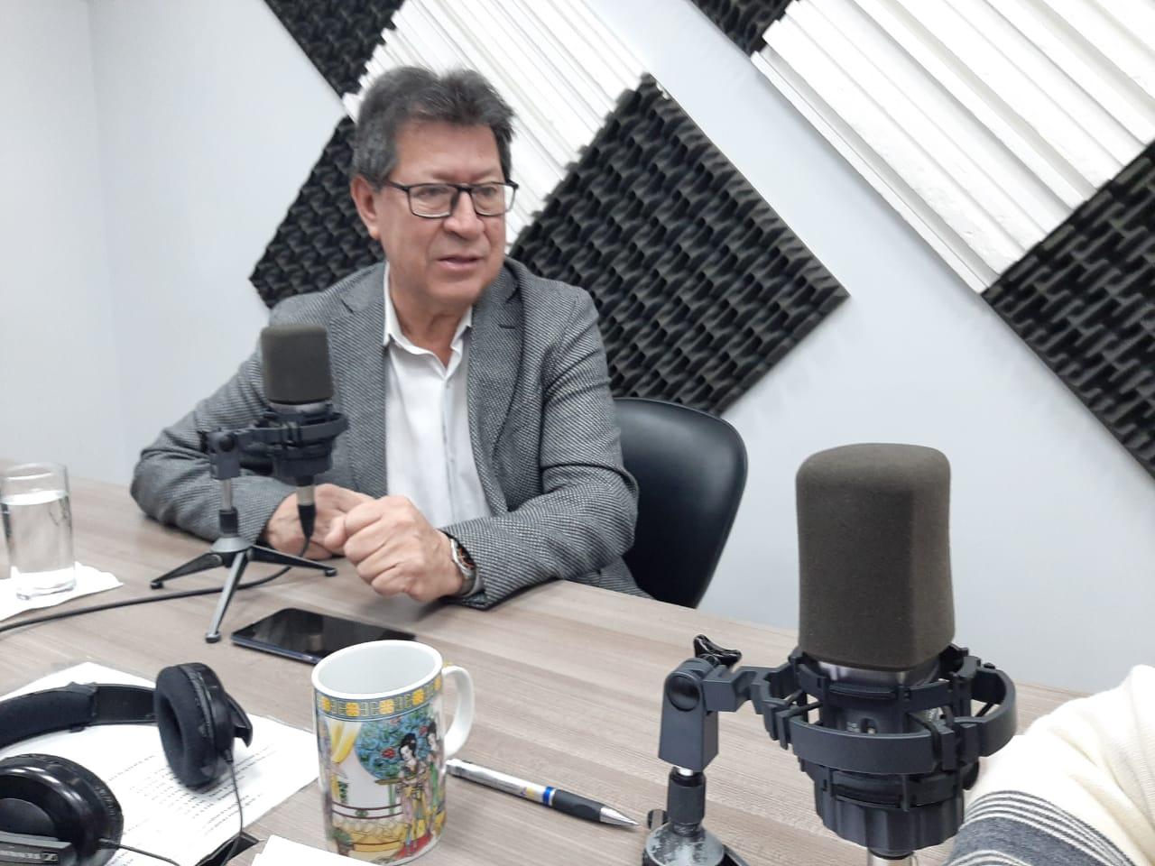Ricardo Moreno: Taller de fortalecimiento de capacidades del personal de los GAD