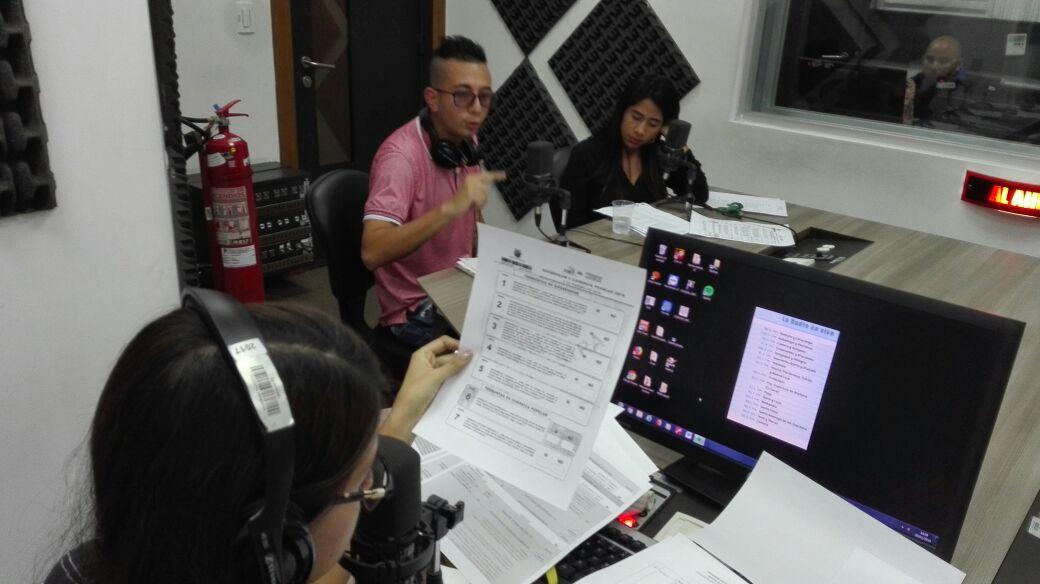 Posición de los jóvenes frente a la Consulta Popular y Referéndum 2018