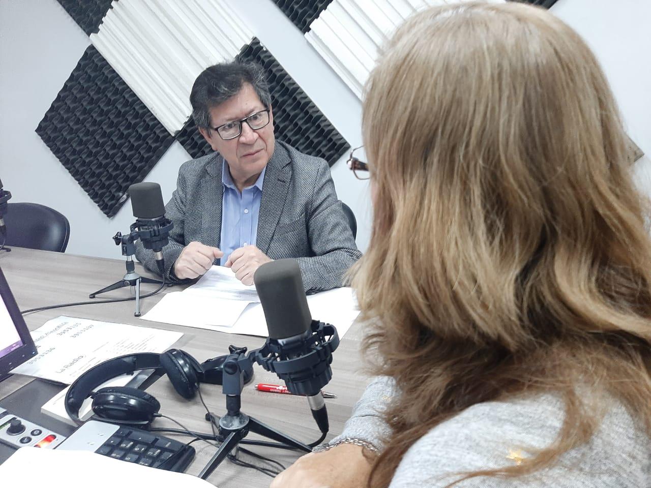 Ricardo Moreno: Garantía en el uso y aprovechamiento del agua