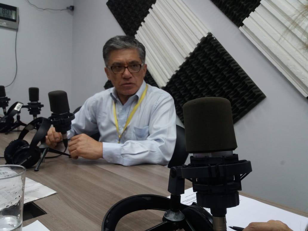 Enrique Mafla: Diagnóstico del sistema informático del CNE