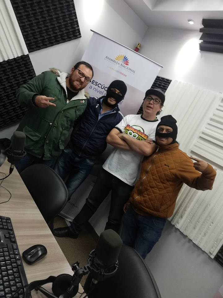 Entrevista Chipote Chillón