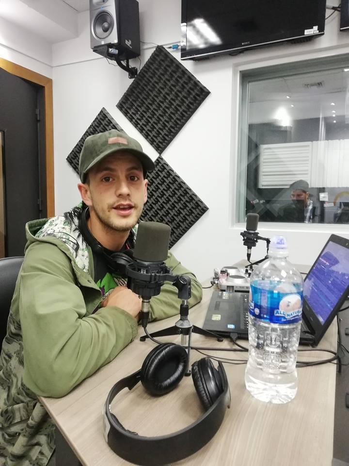 Entrevista con DJ JF Andrade