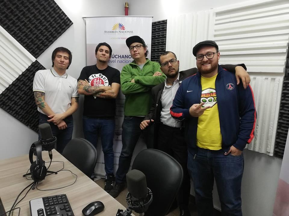 Entrevista Los Barrelshots