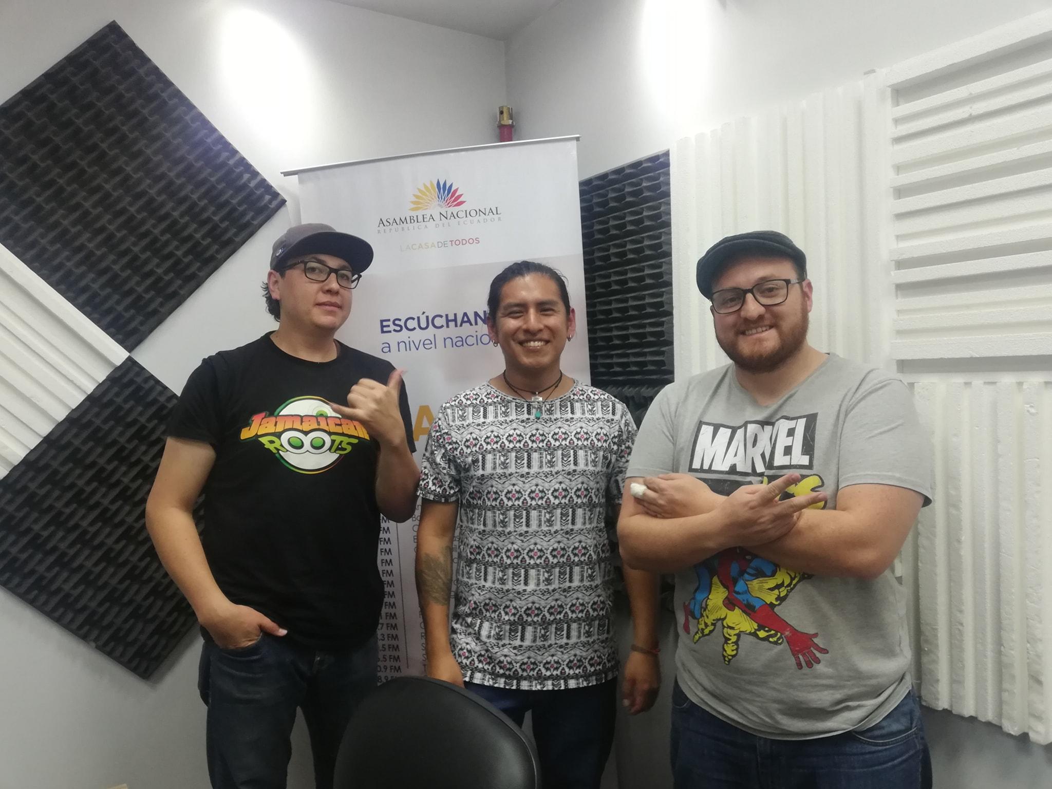 Entrevista DJ Chill-ii