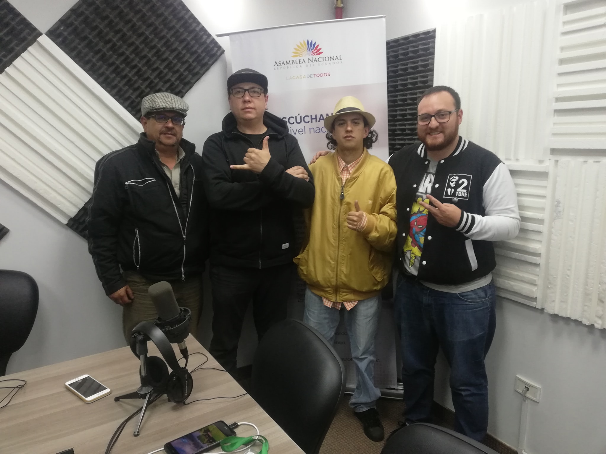 Entrevista Documental El Wuerto