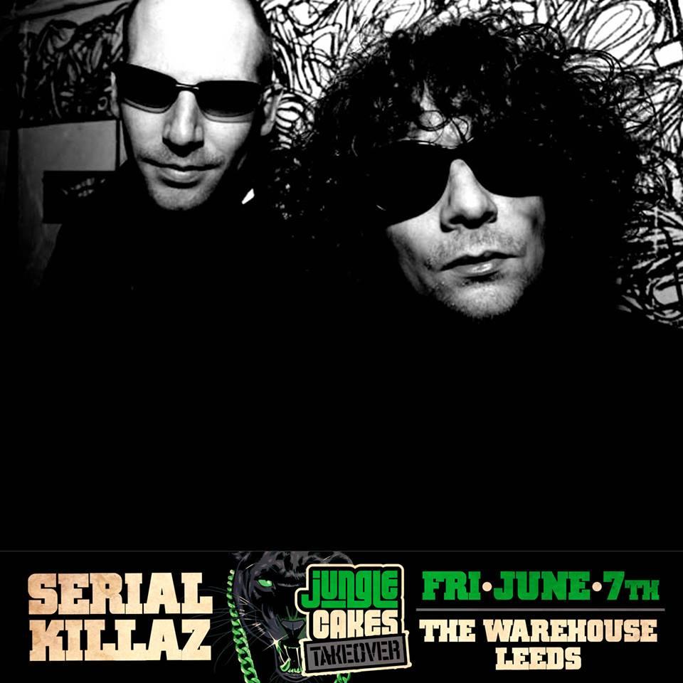 Especial Serial Killaz
