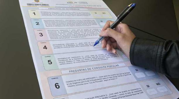 Análisis de las Preguntas del Referéndum y Consulta Popular 2018