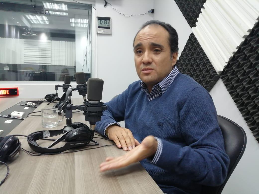 Oswaldo Landázuri: Crédito del BID a Ecuador.