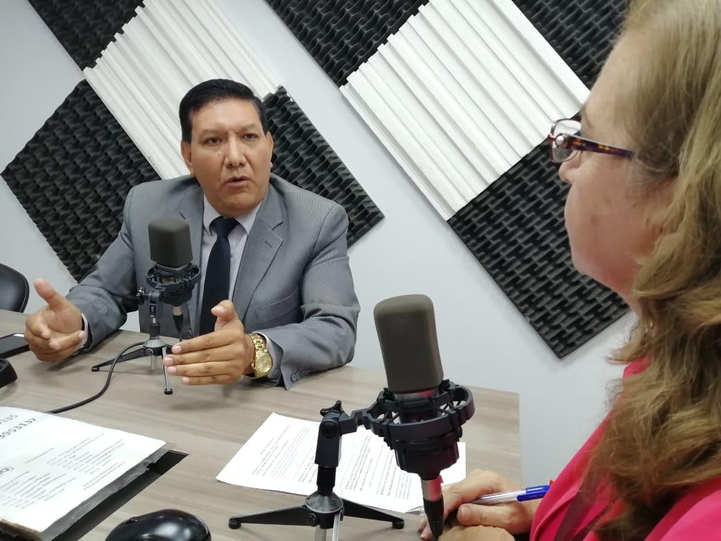 Fausto Terán: Cronograma de trabajo de la Comisión Multipartidista