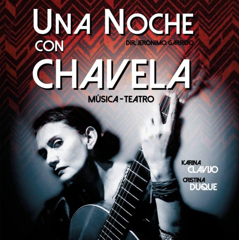 Una noche con Chavela