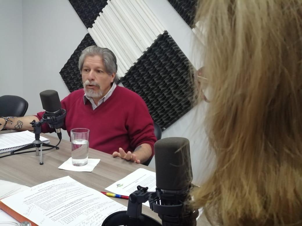 Rodrigo Gómez de la Torre: Realidad y desafíos del sector agropecuario.
