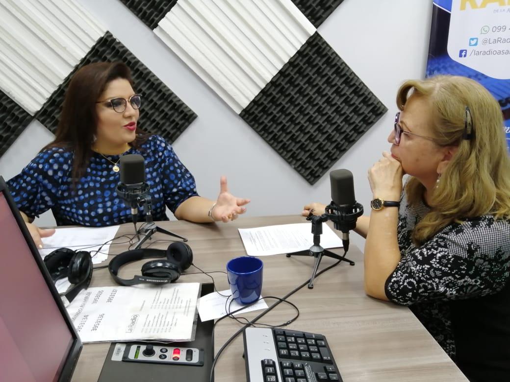 Marisol Andrade: Recaudación y perspectivas tributarias.