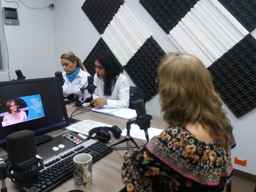 Entrevista a candidatas a Concejalas de Quito por la circunscripción Zona Sur