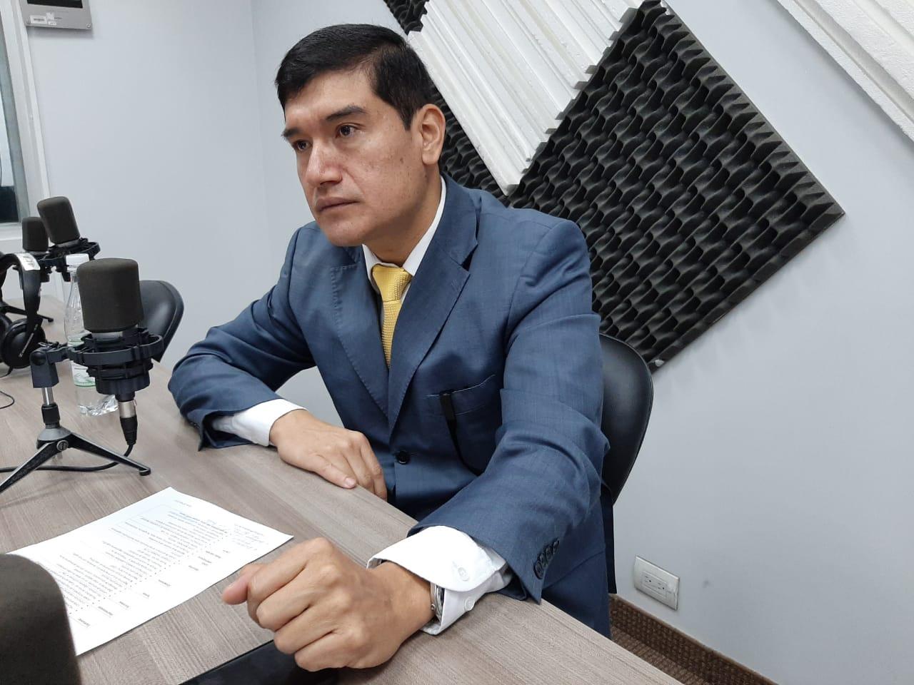 Claudio Prieto Cueva : APP de la Asamblea Nacional.