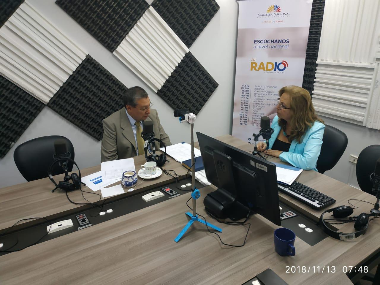 José Cabrera: Candidatos al CPCCS