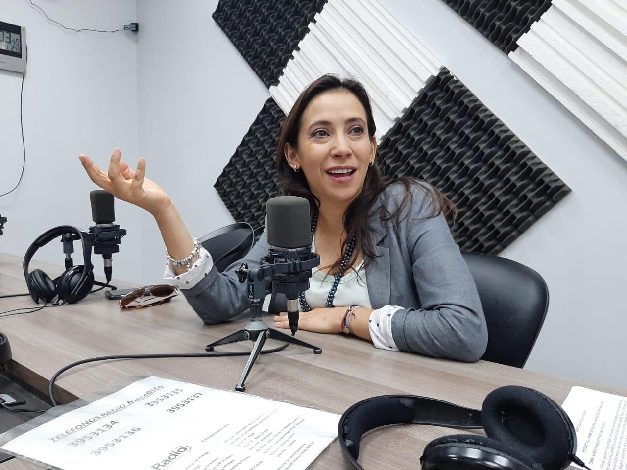 Gabriela Larreátegui: Cumbre de Mujeres Políticas, 2019