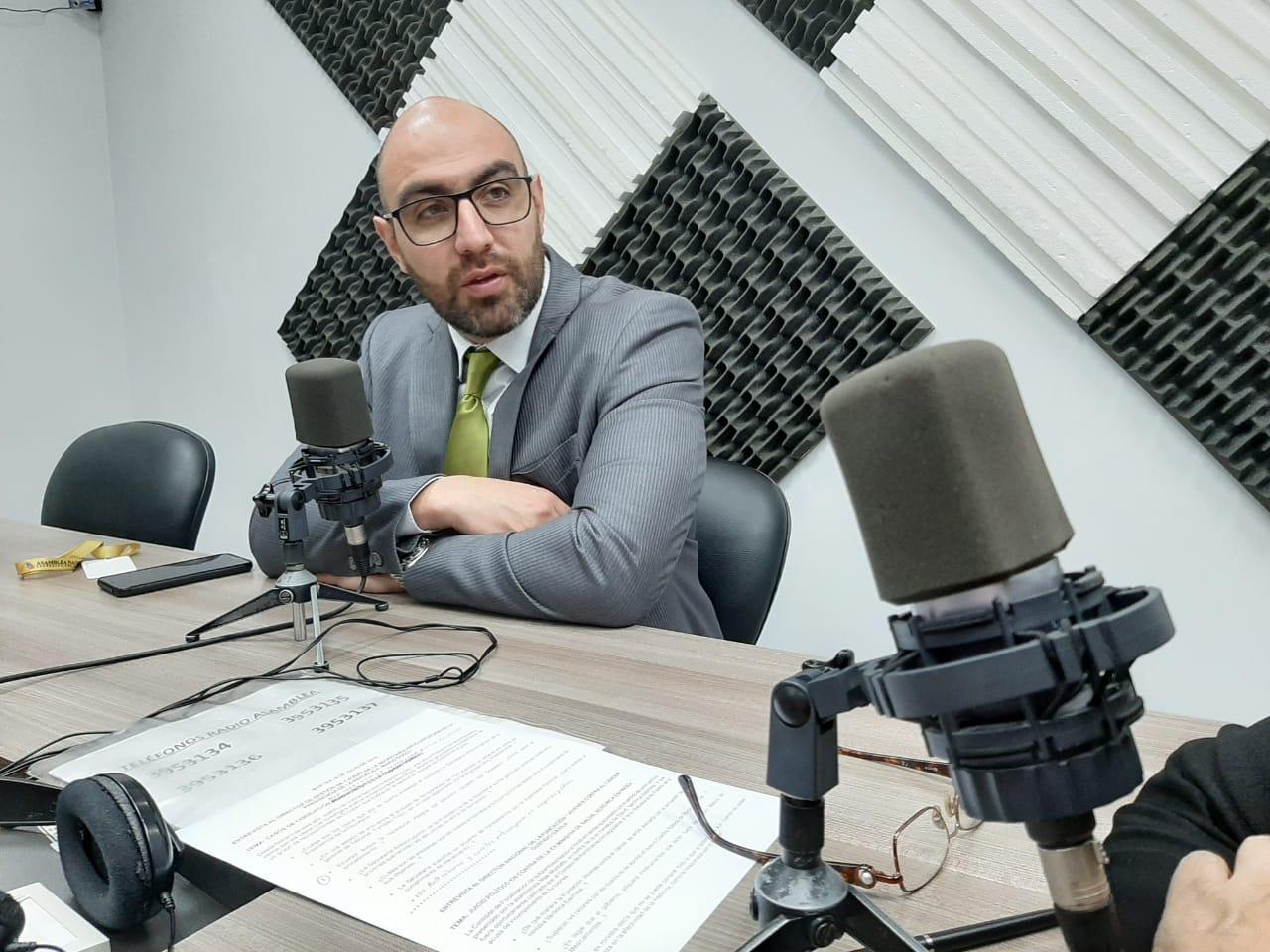 Mario Godoy: Caso Odebrecht