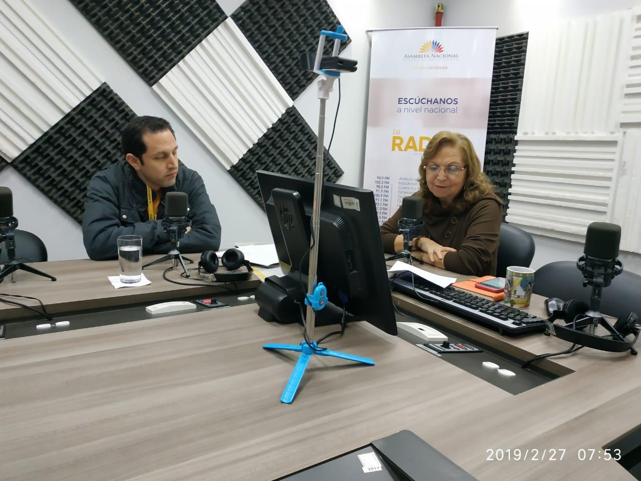 David Almeida: reducción de nómina en Petroamazonas