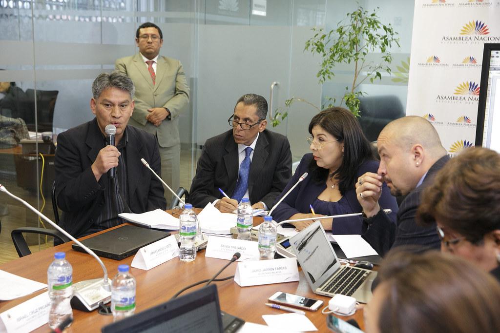 Comisiones de Soberania Alimentaria y Educación