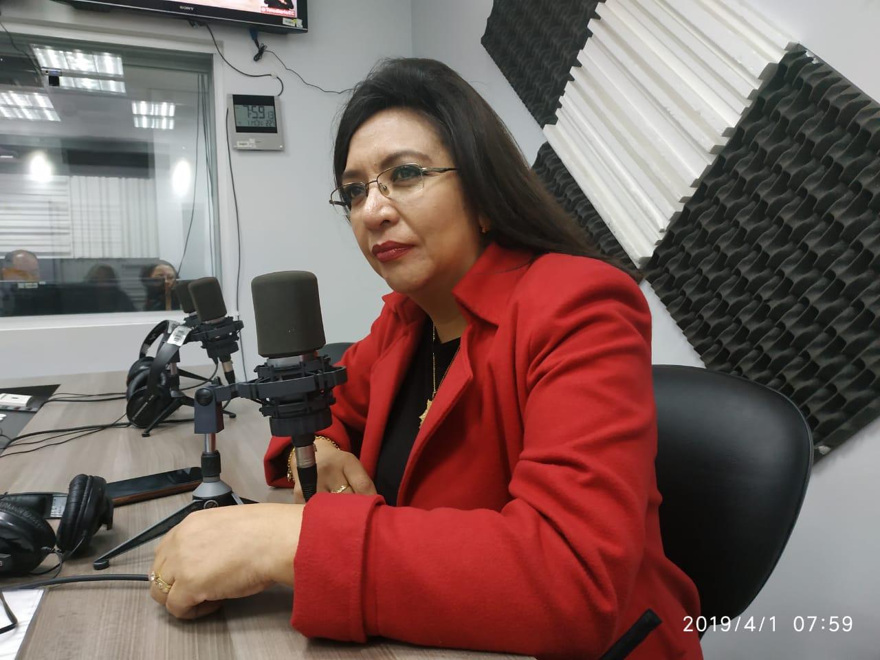 Ruth Palacios: Caso Odebrecht y otros