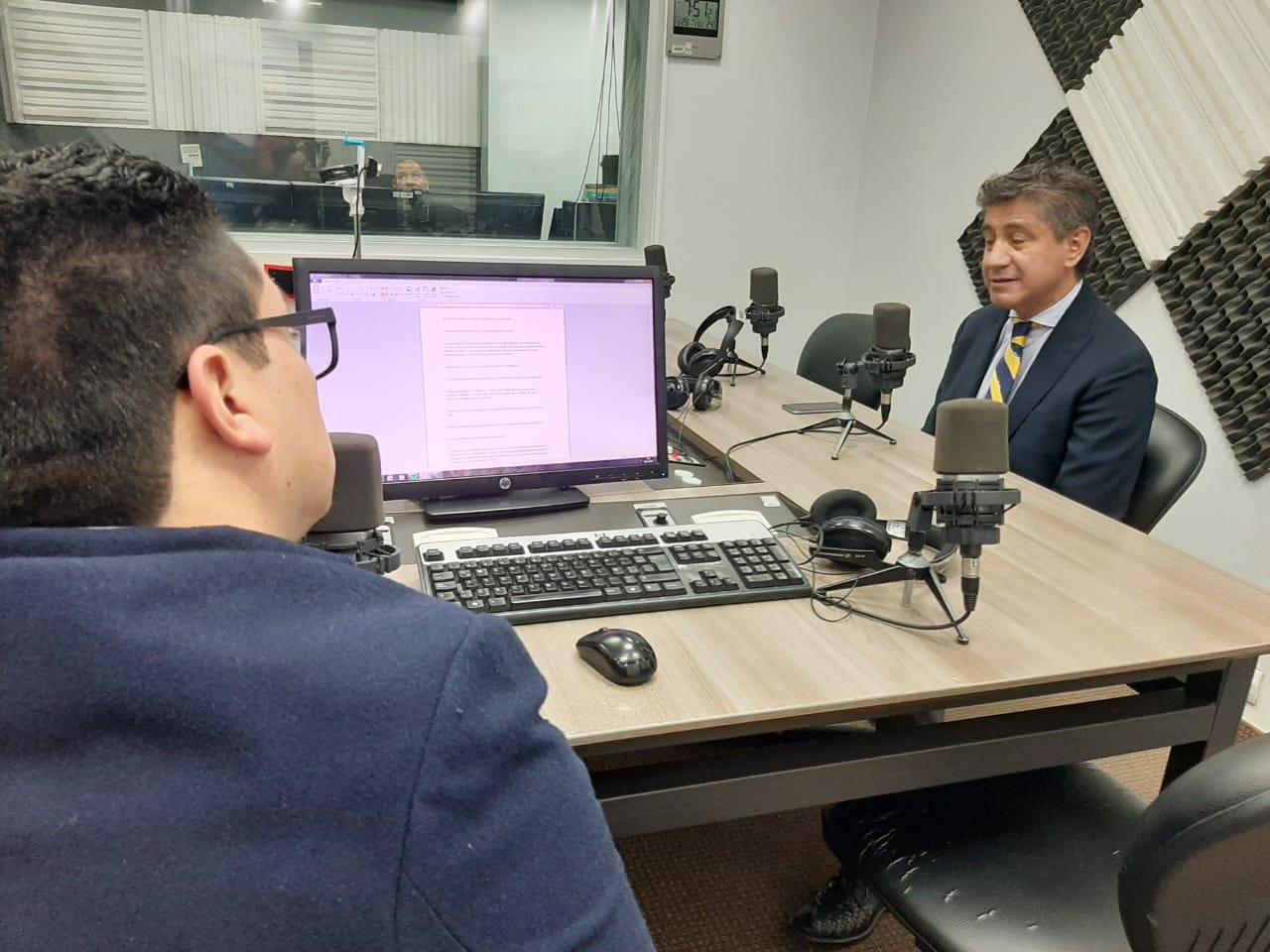 Fausto Murillo: Evaluación a jueces y conjueces