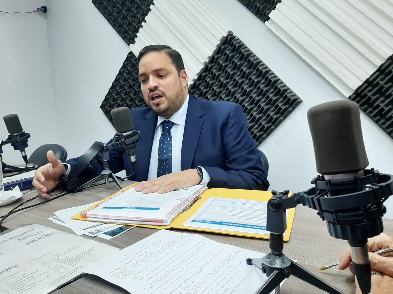 Andrés Madero: Diálogo con sectores laborales