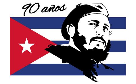FIDEL EN ECUADOR - 90 AÑOS DEL COMANDANTE CUBANO