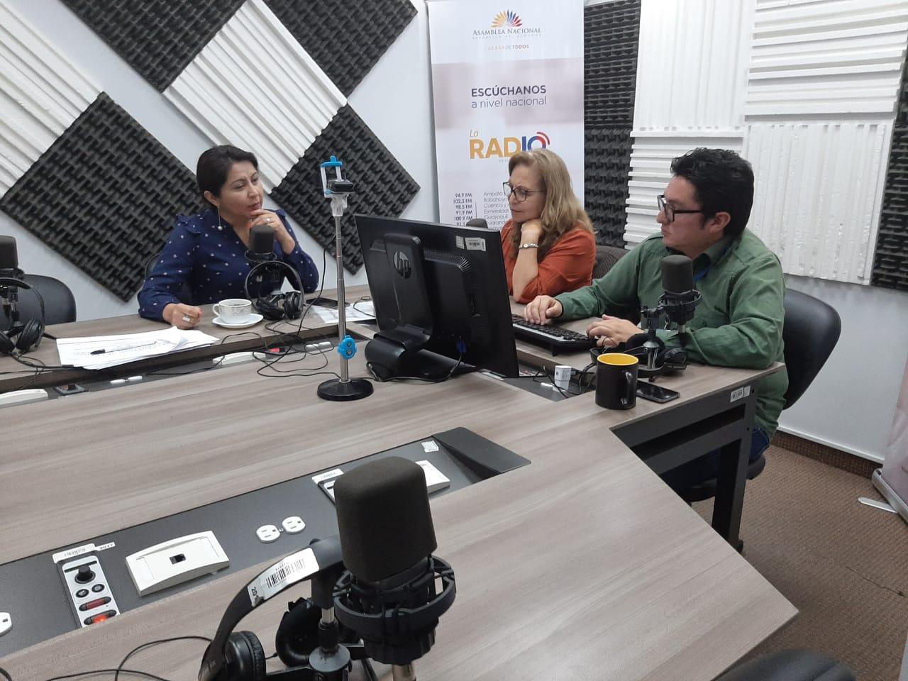 Ximena Peña: Reformas al COIP