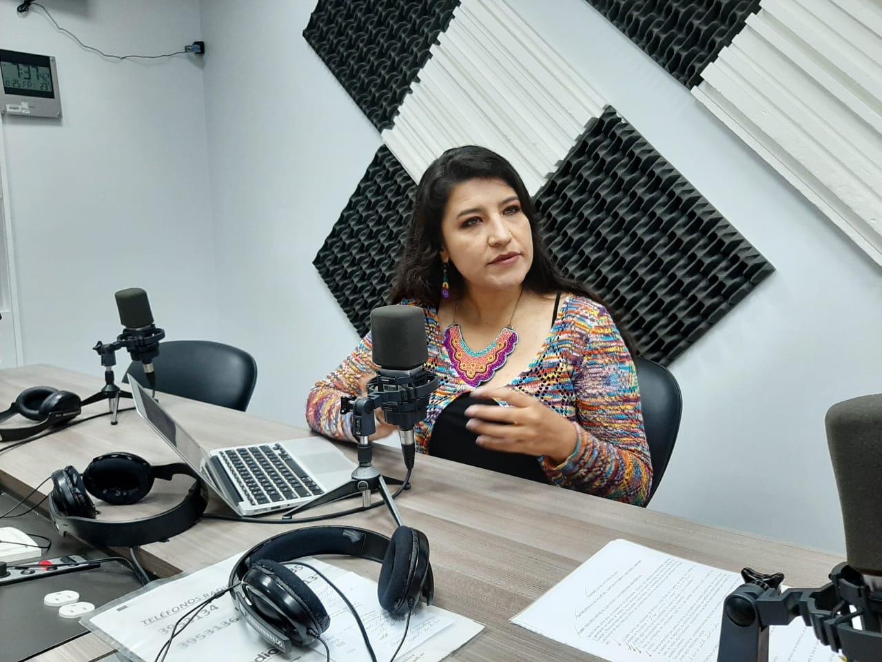 Grace Vásquez: Encuesta virtual de salud de niños y adolescentes