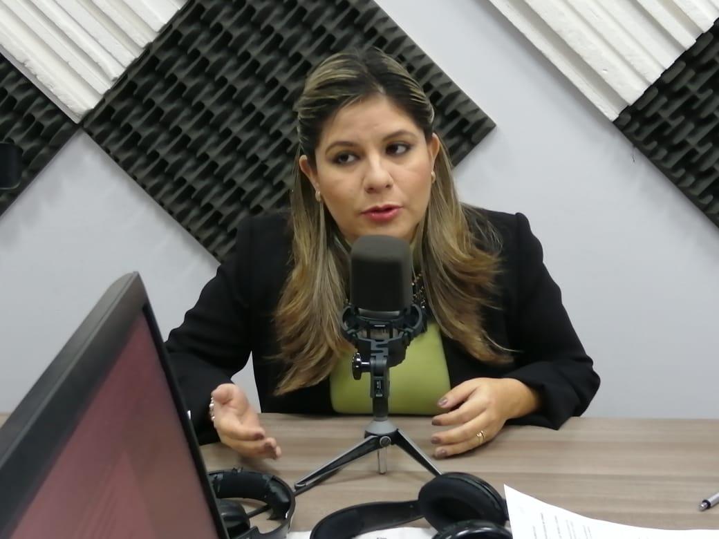 María Fernanda Rivadeneira: Observatorio Ciudadano.