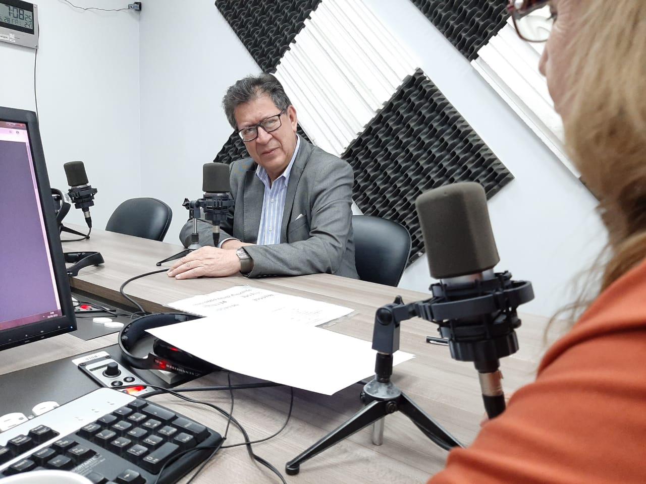 Ricardo Moreno: Abastecimiento de agua en zonas rurales