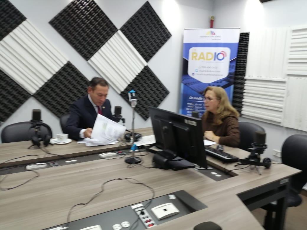 César Carrión: Reformas a la Ley de Movilidad Humana.