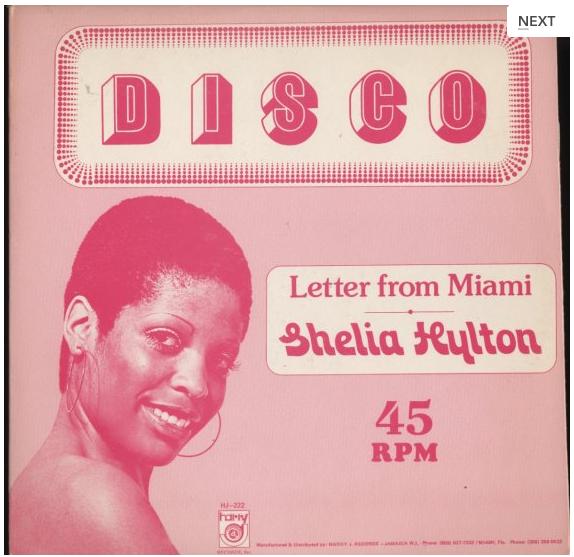 Especial Sheila Hylton