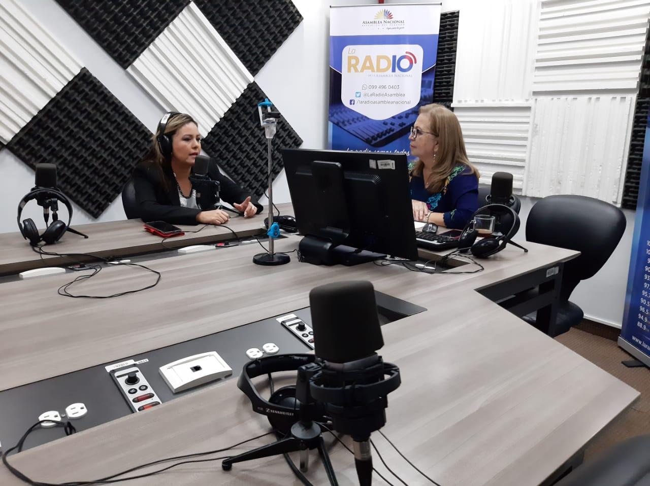 Johanna Cedeño: Proceso de fiscalización