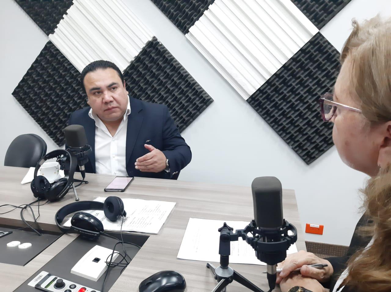 Santiago Orbe: Lucha contra el narcotráfico