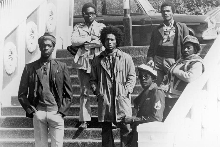 Especial álbum Exodus de Bob Marley & The Wailers