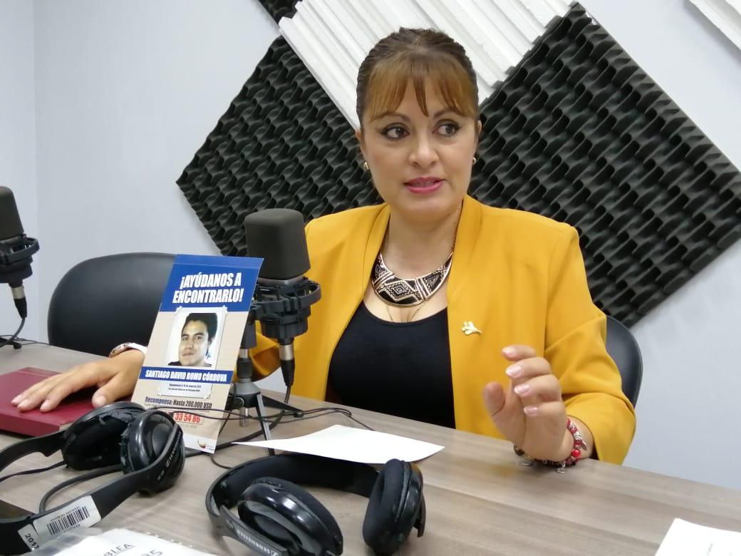 Alexandra Córdova: Caso David Romo.