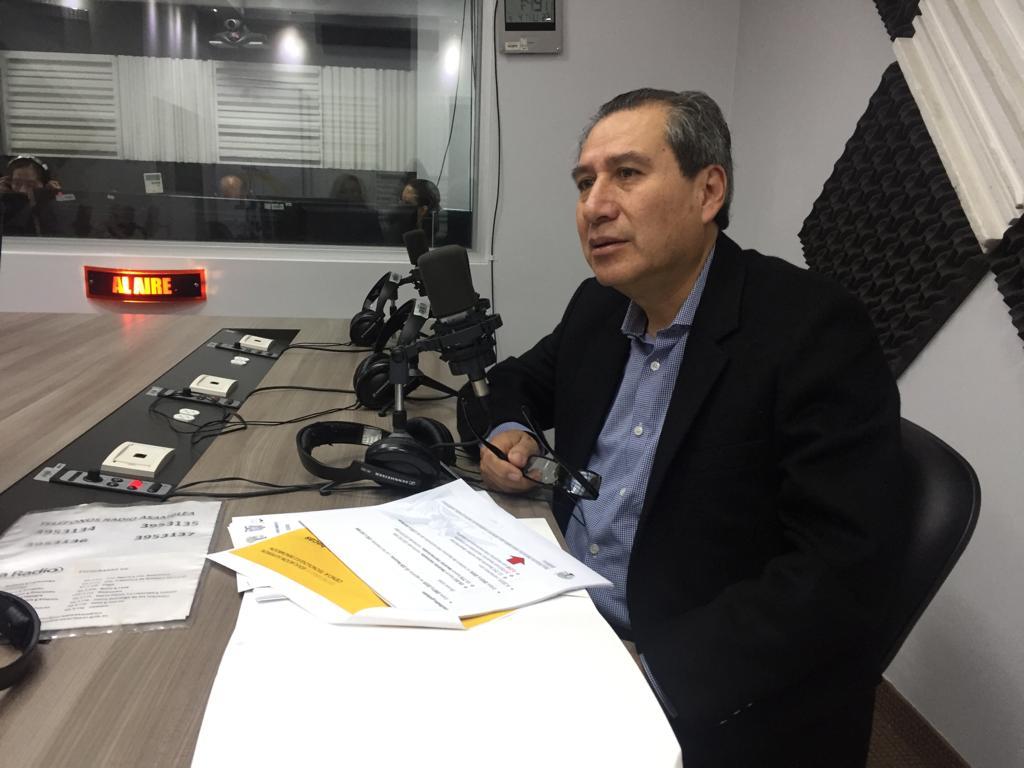 Adrián Bonilla: postulaciones de estudiantes universitarios