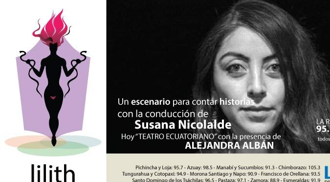 Lilith en las Tablas - Alejandra Albán
