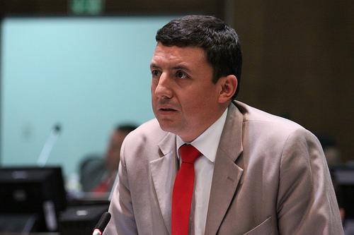 Fabián Solano Asambleísta de la Comisión de Justicia y Estructura Social