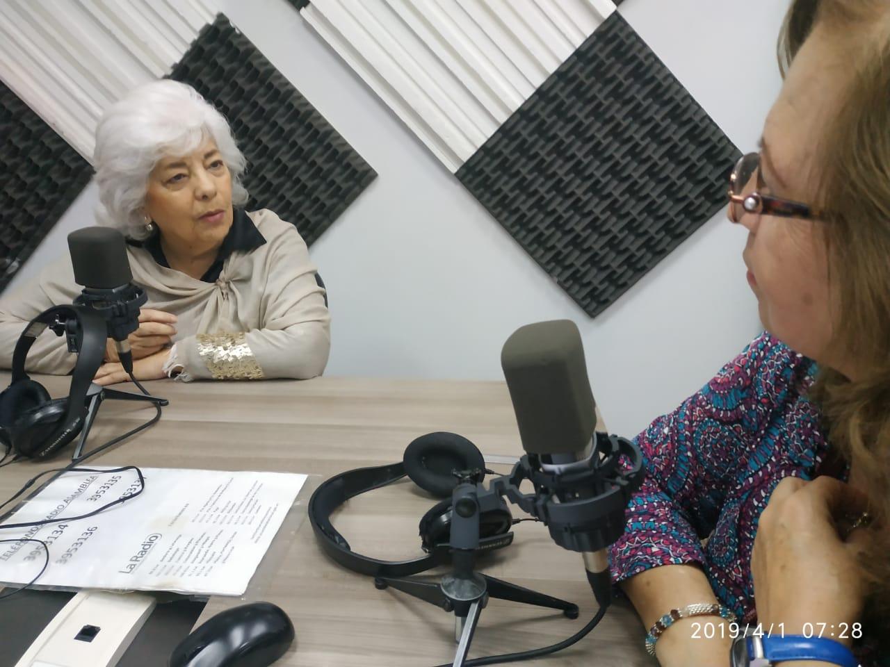 Ligia Noboa: Día Mundial del Autismo