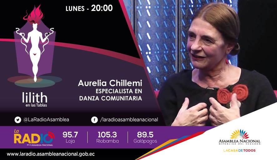 Lilith en las Tablas- Aurelia Chillemi