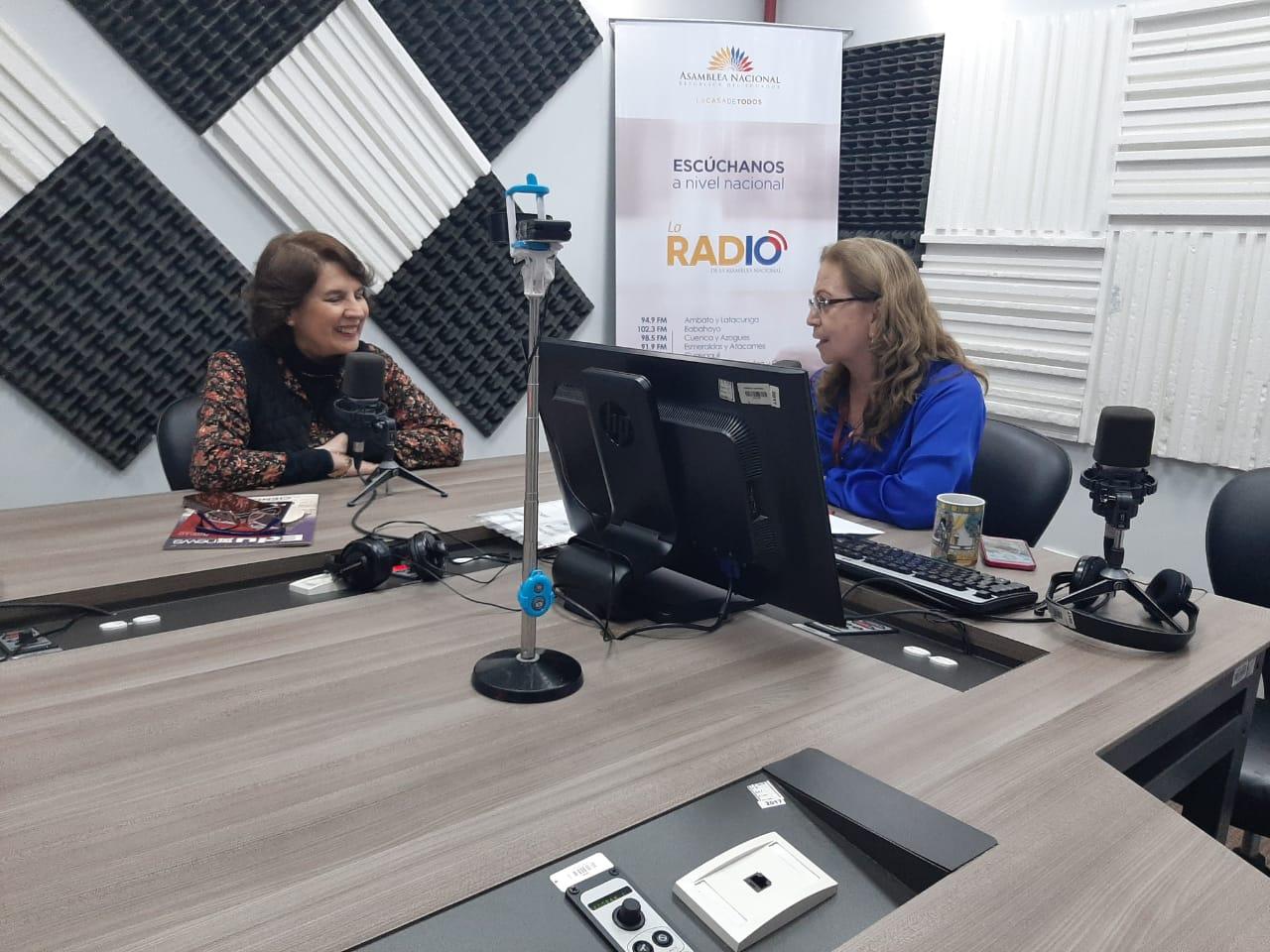 Rosalía Arteaga: Consulta popular para eliminar el CPCCS