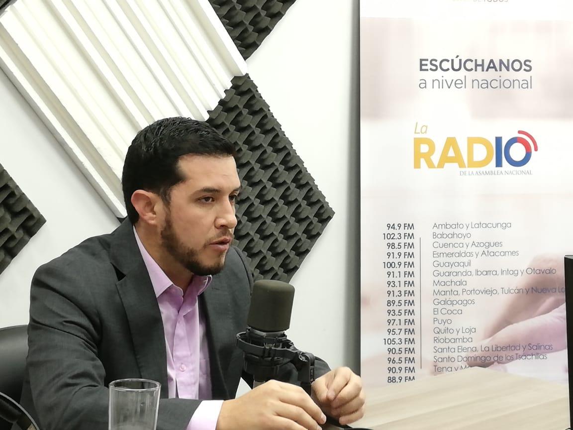 Gabriel Bermeo: Programa de financiamiento para emprendedores INNOVACYT