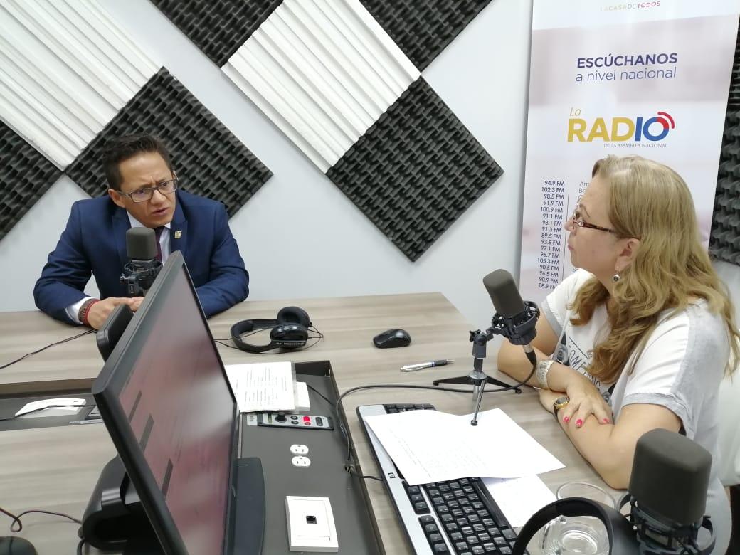 Freddy Carrión: Respeto a paridad de género en Vicealcaldía.