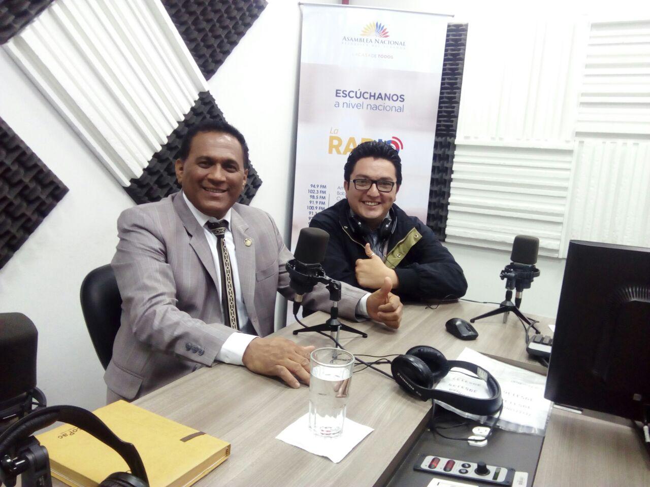 Manuel Ochoa: El asambleísta del pueblo