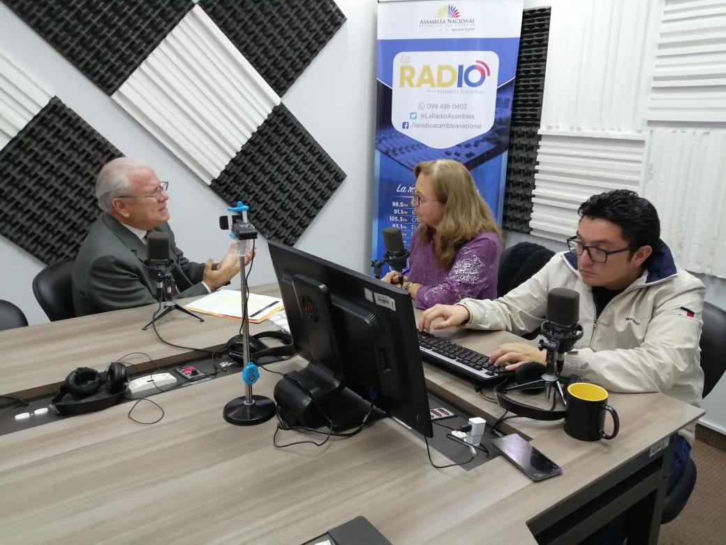 Mariano Proaño: Proyecto de Ley de Crecimiento Económico.