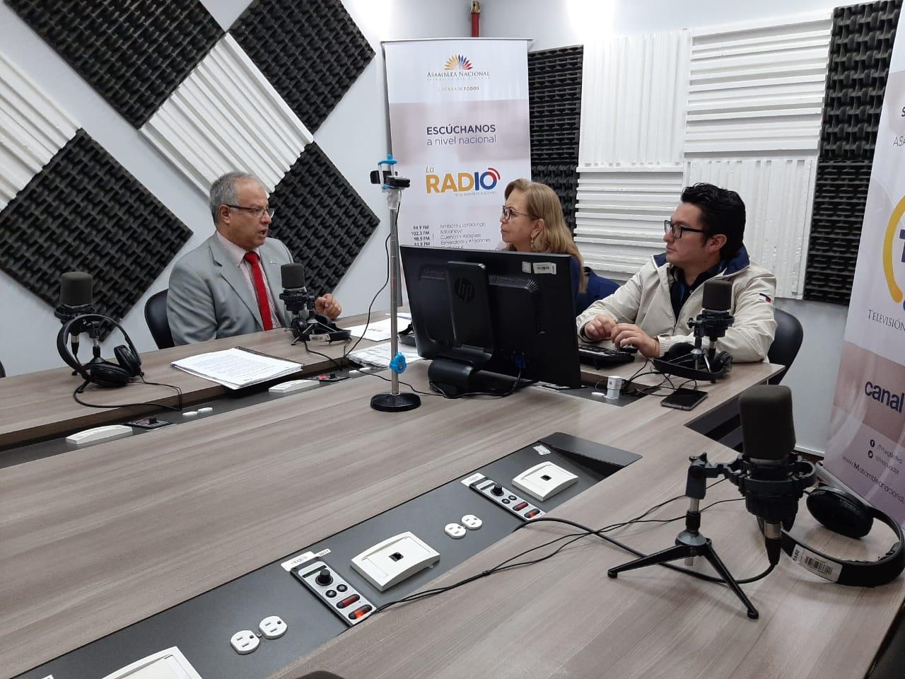Arturo Cabrera: Reformas al Código de la Democracia.