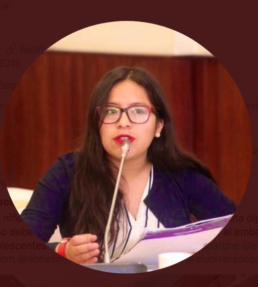 Agenda parlamentaria por la niñez: Propuestas de la sociedad civil